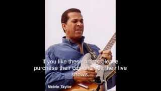 A Quitter Never Wins - Melvin Taylor