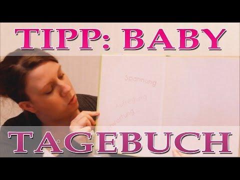 Mein Tipp - Baby Tagebuch