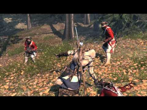Why Do These People Insist On Talking Over This Assassin's Creed III Footage?