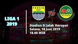 Jadwal Pertandingan dan Siaran Langsung Laga Tunda Pekan ke-2 Liga 1 2019, Persib Vs Tira Persikabo