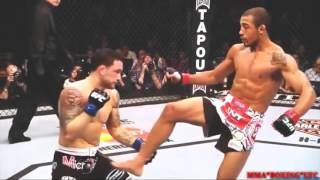 ★JOSE ALDO!★ BRAZILIAN JIU JITSU IN MMA! HIGHLIGHTS! KNOCKOUTS!