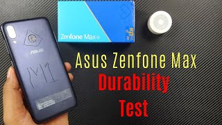 [हिंदी] Asus Zenfone Max M1Durability (SCRATCH, WATER, BEND, DROP) Test ! Better than RealMe 2 Pro ?