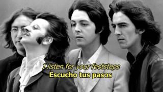 Don't pass me by - The Beatles (LYRICS/LETRA) [Original]