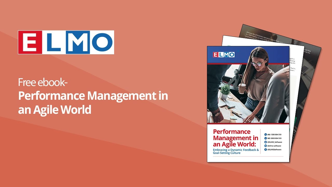 eBook: Performance Management in an Agile World preview
