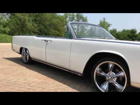 Video of '65 Continental - I7QH
