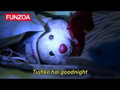 Good night  song teddy bear