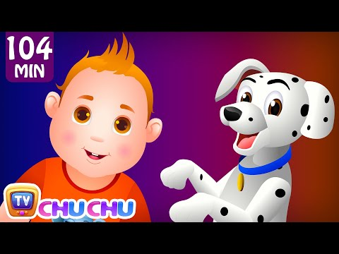 Old MacDonald Had A Farm and Many More Nursery Rhymes for Children   Kids Songs by ChuChu TV