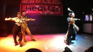 Vegas Walker's(SHINGO.Maa2.anna.ayu) / HEAT UP vol.35 DANCE SHOWCASE