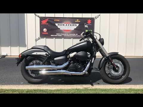 2012 Honda Shadow® Phantom in Greenville, North Carolina - Video 1