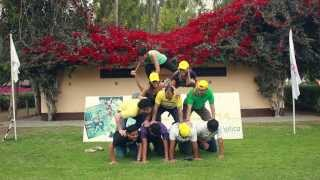 preview picture of video 'GYMKANA - COPA TERCER TIEMPO 2013 - Markhamian Rugby Association & Abriendo Juego S.A.C.'