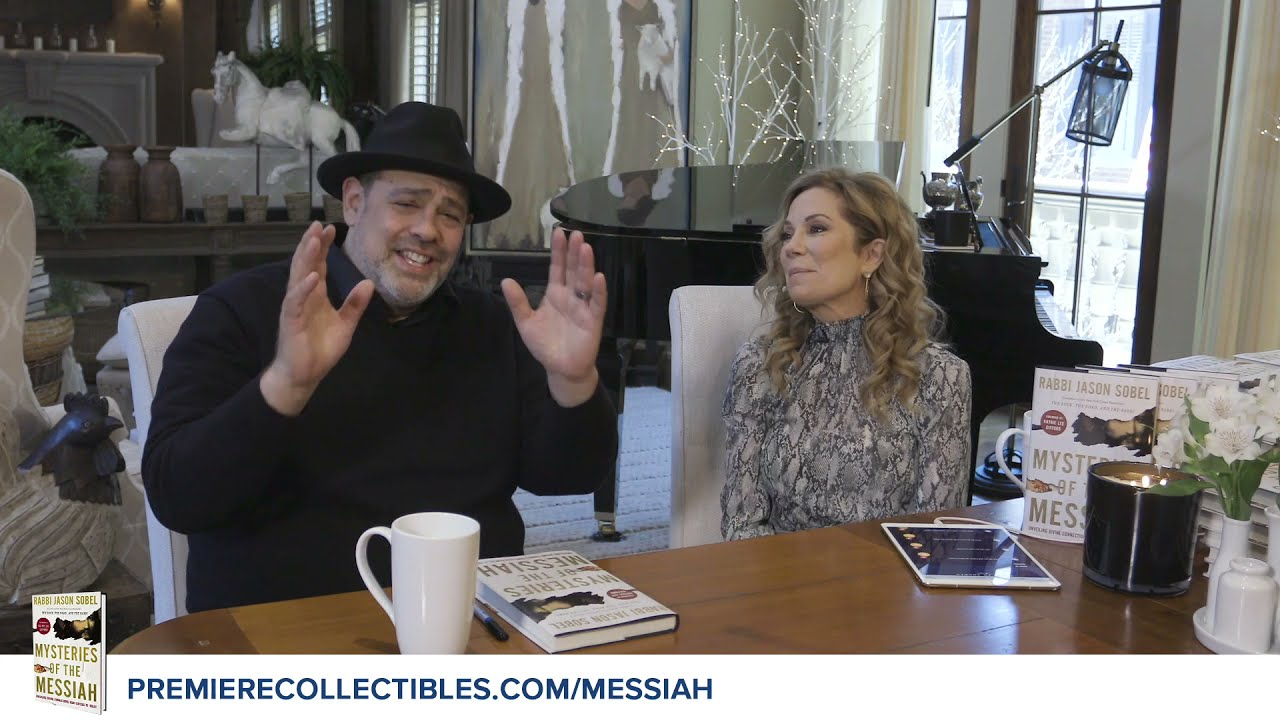 Mysteries of the Messiah: Unveiling Divine Connections from Genesis to Today by Rabbi Jason Sobel