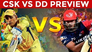 CSK Best Winning XI ? | CSK Vs DD Preview