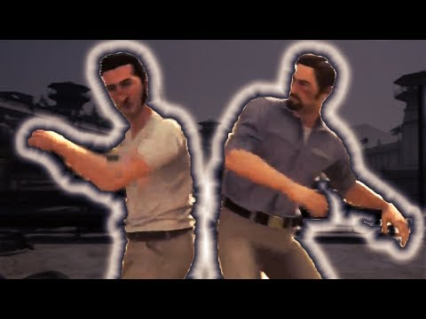 WE HAVE TO ESCAPE RIGHT NOW (A Way Out)