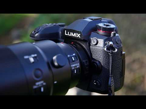 Panasonic Lumix G9 - First Look Hands-On Review
