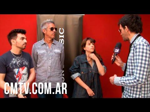 Meteoros video Entrevista CM - Septiembre 2016
