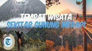 5 Tempat Wisata di Sekitar Gunung Merapi untuk Liburan Akhir Pekan