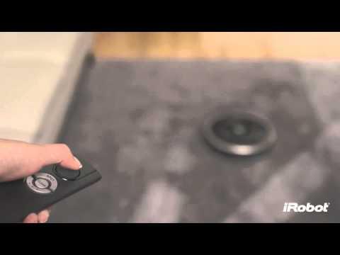 iRobot Roomba® 800 Series  วิธีใช้งาน รีโมท