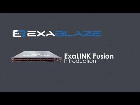 Nexus 3550-F Introduction