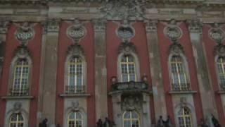 preview picture of video 'POTSDAM -CAPITAL DE L'ANTIGA PRÚSIA - i ELS SEUS PALAUS: NEUES PALAIS i SANSSOUCI.'