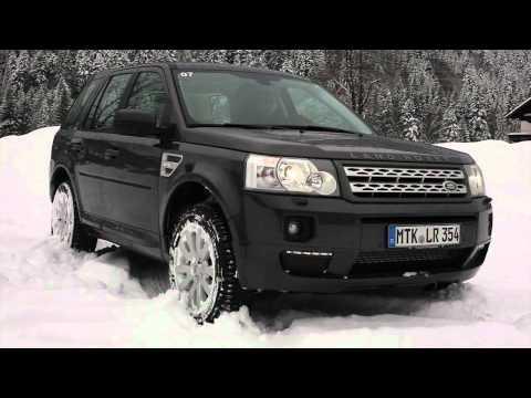 2011 Land Rover Freelander 2 - Snow and Fun