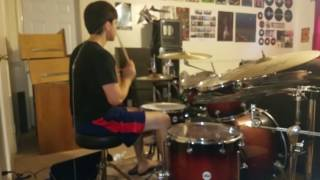 Every Time I Die - Romeo a Go-Go Drum Cover