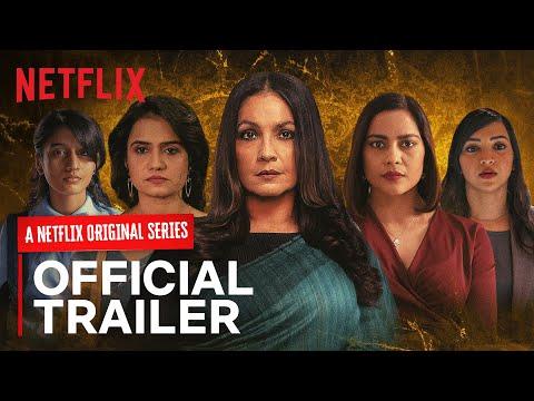 Bombay Begums | Official Trailer | Pooja Bhatt, Shahana Goswami, Amruta Subhash & Many More