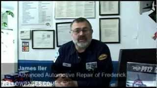 preview picture of video 'Auto Repair Frederick Maryland | Advanced Automotive Repair | (301) 662-4083'