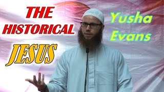 The Historical Jesus - Yusha Evans In Norway Full Lecture With Questions & Answers