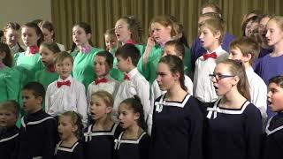Это новый год - сводный хор фестиваля 2018-12-15