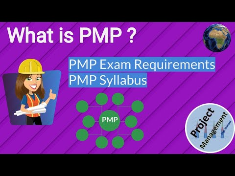 What is PMP ? PMP Certification Requirements, PMP Exam syllabus ...