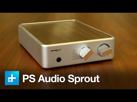 PS Audio Sprout Digital Amp – Review