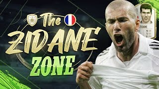 THE ZIDANE ZONE (FIFA 20 NEW SERIES)