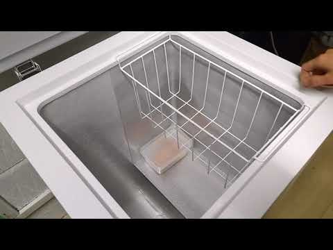 Fridgemaster MCF95 Chest Freezer Review