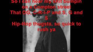 Eazy-E - Luv 4 Dem Gangsta'z (Uncensored)(Lyrics)