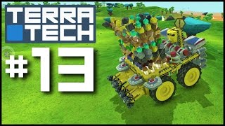 TerraTech #13 - End Game Drill Dragster