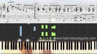 jazzy christmas music piano tutorial - मुफ्त