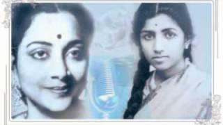 Geeta Dutt, Lata Mangeshkar : Dil unse kehte darta hai : Film