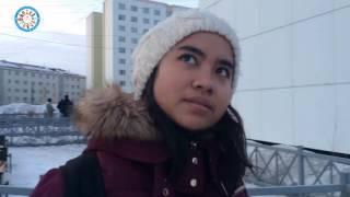 Моя студенческая жизнь - Пингкан Тумбелака и Лиани Сабрина - [Хочу учиться в СВФУ]