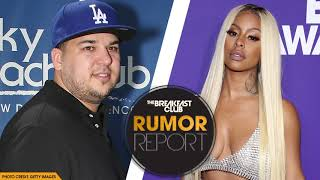 Alexis Skyy Makes Homemade Dinner for Rob Kardashian