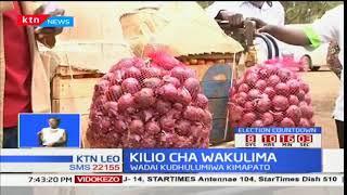 Wakulima wa kaunti ya Kajiado walalamika kunyanyaswa na wakala
