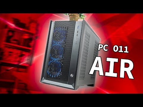 A Case NOT Suitable for Air Cooling? Lian Li O11 AIR