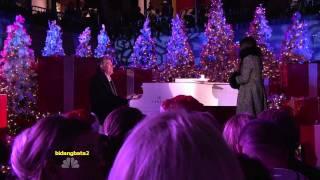Charice: My Grown Up Christmas List-  Rockefeller Center