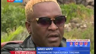 Wako wapi: Mwanamuziki maarufu kutoka Tanzania, Matonya