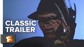 A Nightmare On Elm Street (1984) Official Trailer   Wes Craven, Johnny Depp Horror Movie HD