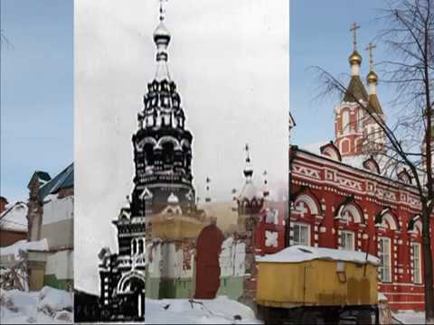 Святой и храм в новосибирске