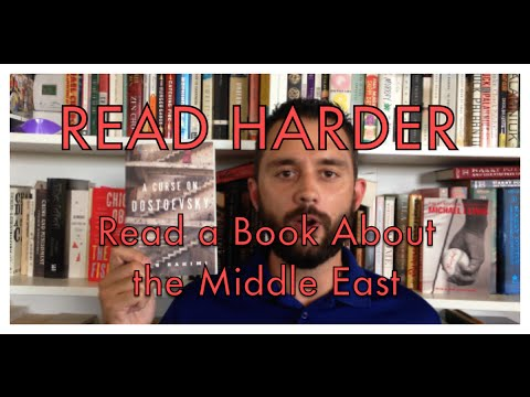Read Harder Challenge: Read a Book About the Middle East