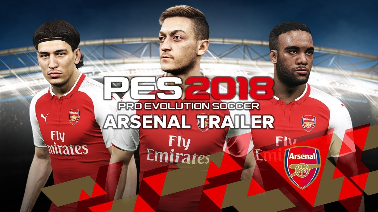 PES 2018 - Arsenal Trailer - System Requirements