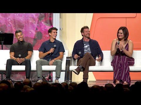 Star Trek - Star Trek: Discovery Cast Straight From The Set