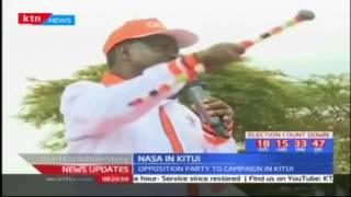 NASA takes its campaign to Kitui County