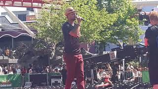 Mohombi   Hello Sommarkrysset Repetition Juli 2019